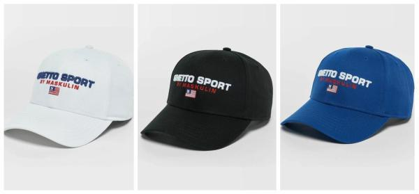 Ghetto Sport Caps