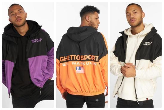 Ghetto Sport Jacke