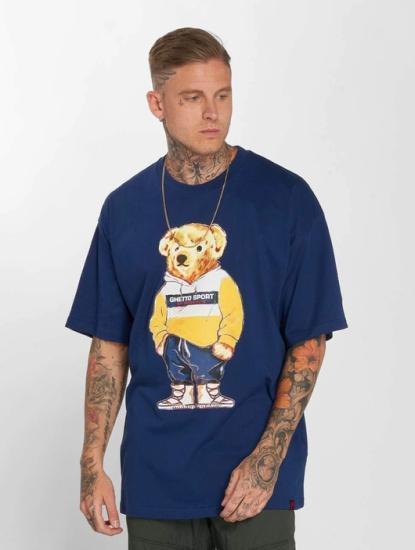 Ghetto Sport T-Shirt Bär Fler