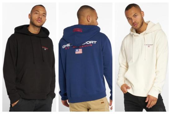 Ghetto Sport Maskulin Hoody
