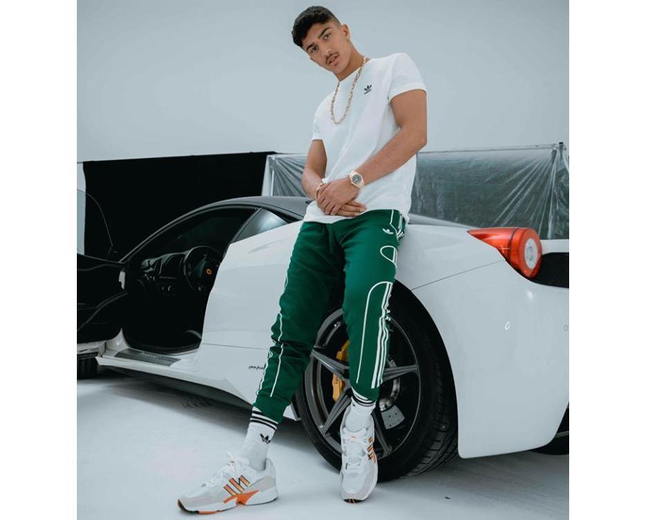 Am Yung Mero Sneaker Adidas Der StartWenn 96Sei Erscheint yfgY6b7v