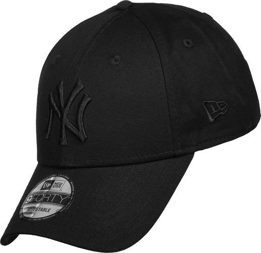New Era Yankees Cap schwarz
