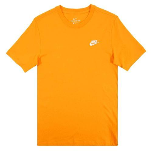 Nike Club T-Shirt orange Peel
