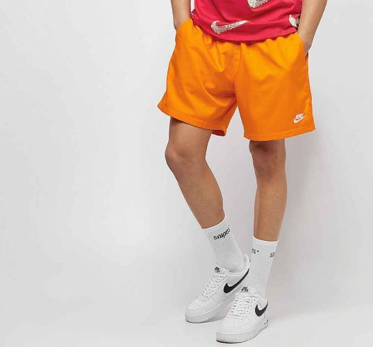 Nike Shorts Orange Peel