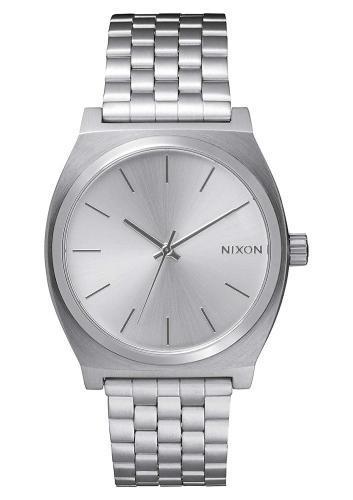 Nixon Time Teller A045 silber