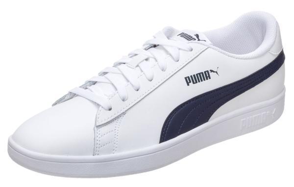 Puma Smash V2 weiß blau