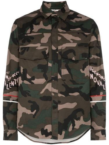 Samra jacke Camouflage Valentino