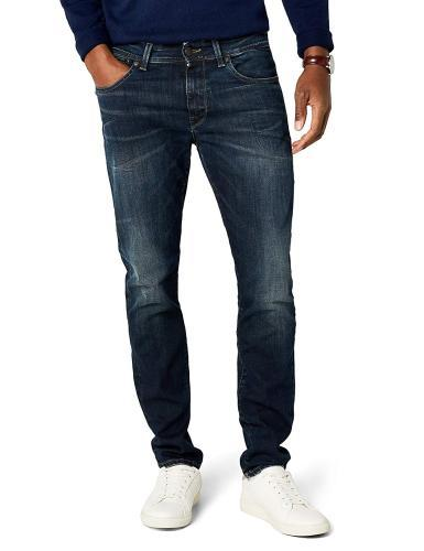 Selected Homme Straight Jeans dark blue
