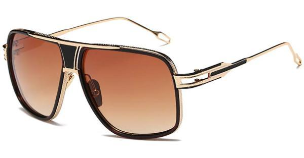 Sheen Kelly oversized Sonnenbrille