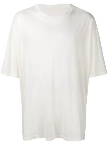 Shindy T-Shirt weiß Oversized