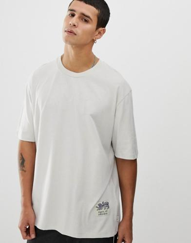 Tiger of Sweden Jeans Oversized T-Shirt white