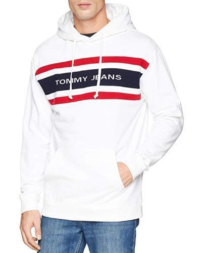 Tommy Jeans Hoodie Streifen