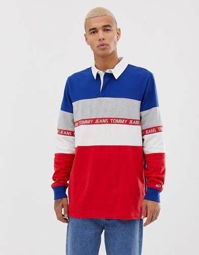 Tommy Jeans Rugby Shirt