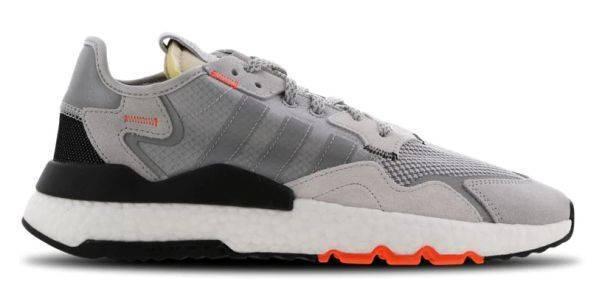 Adidas Nite Jogger orange grau
