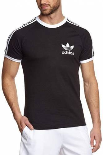 Adidas Originals T-Shirt schwarz