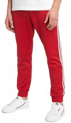 Adidas SST Pants Power Red