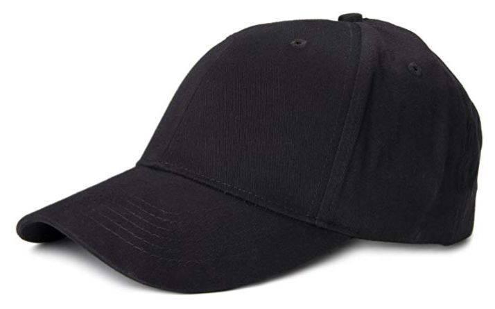 Cap Basic schwarz