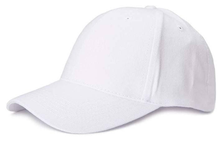 Cap Basic weiß