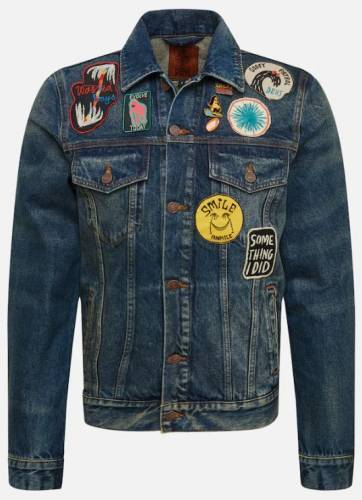 Deus Ex Machina Denim Jacke