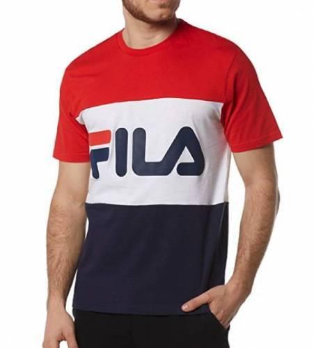 Fila T-Shirt Colorblocking
