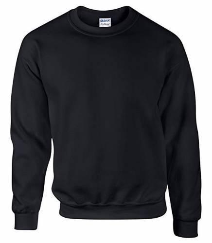 Gildan Pullover schwarz
