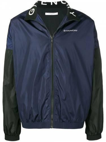 Givenchy Jacke blau schwarz