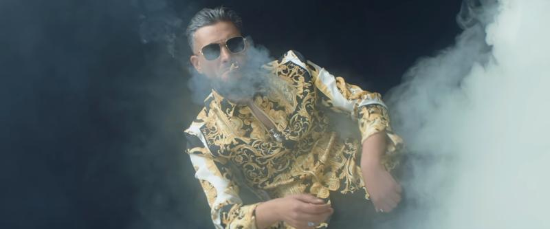 Gringo Versace Hemd