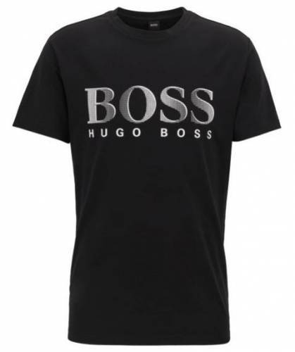 Hugo Boss T-Shirt Logo Print