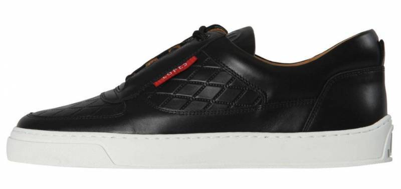 Leandro Lopes Schuhe schwarz