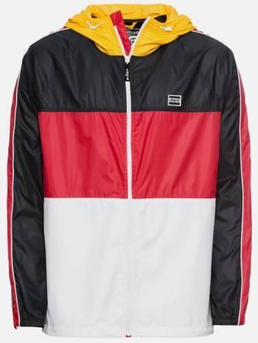 Levis Jacke rot schwarz weiß