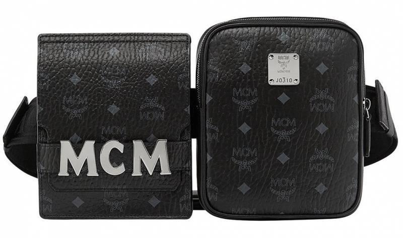 MCM Gürteltasche Doppel