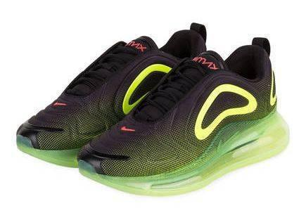 Nike Air Max 720 neongruen