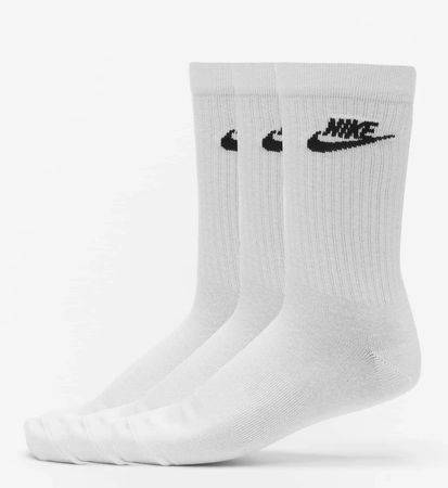 Nike Socken weiß