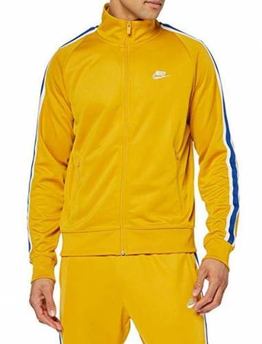 Nike Tribute Trainingsanzug gold
