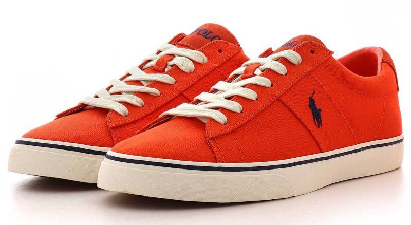 Polo Ralph Lauren Sneaker orange