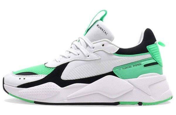Puma RS X Reinvention White Irish Green