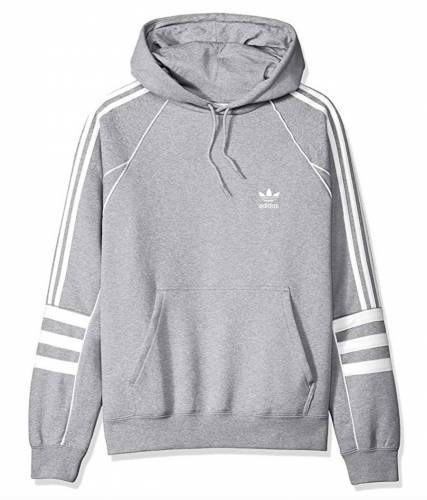 Adidas Auth Hoodie Heather grey