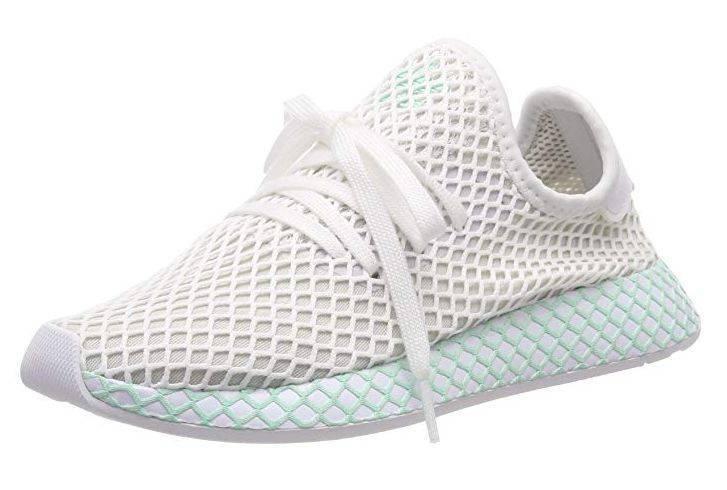 Adidas Deerupt Runner weiß