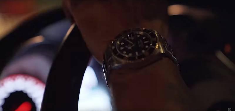 King Khalil Rolex