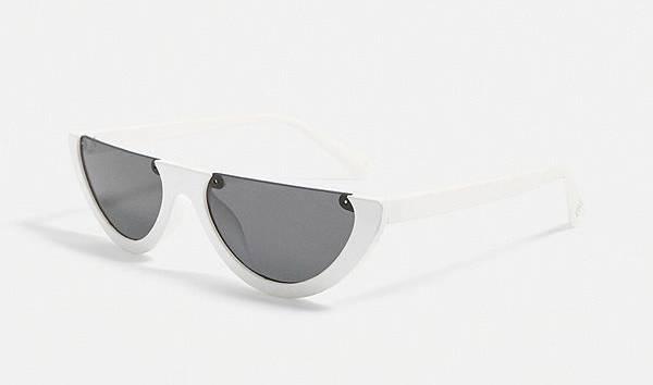 Luciano Sonnenbrille weiß