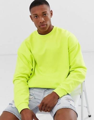 Mozzik Pullover grün