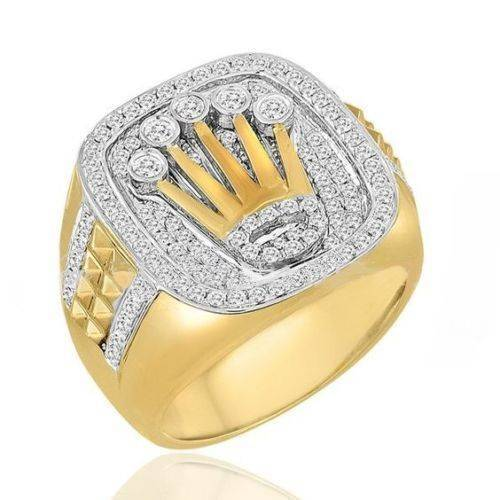 Mozzik Style Rolex Ring