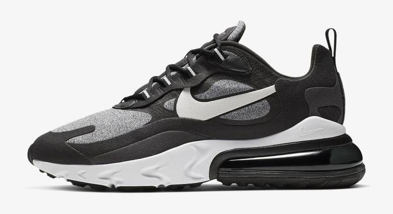 Nike Air Max 270 React Vast Grey
