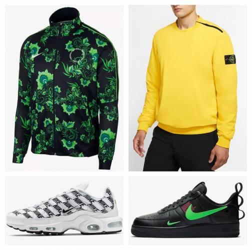 Nike Aktion 20