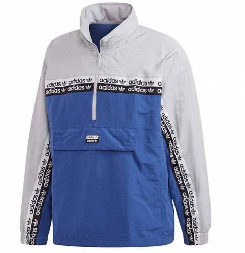 Adidas Vocala Jacke blau grau