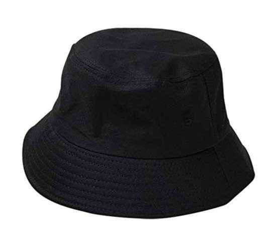 Bucket Hat Basic Black