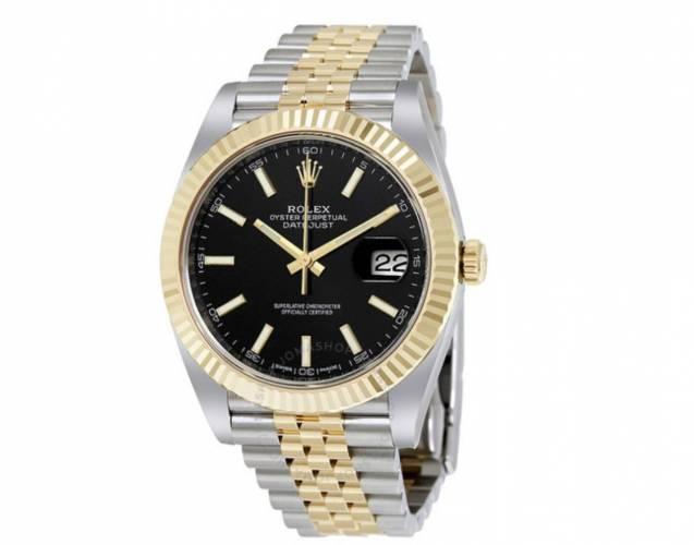 Bushido Rolex Uhr