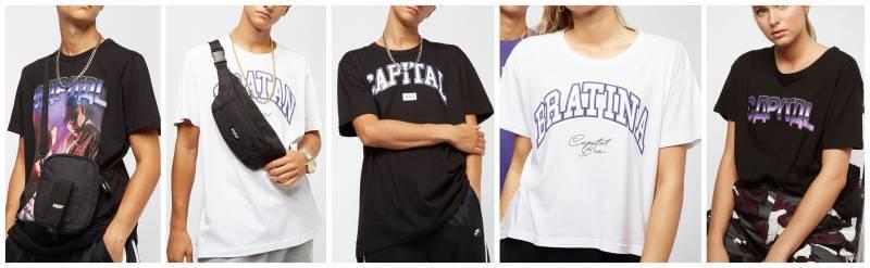 Capital Bra Snipes T-Shirt