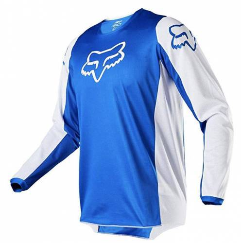 Fox Gear Longsleeve Jersey Blue White