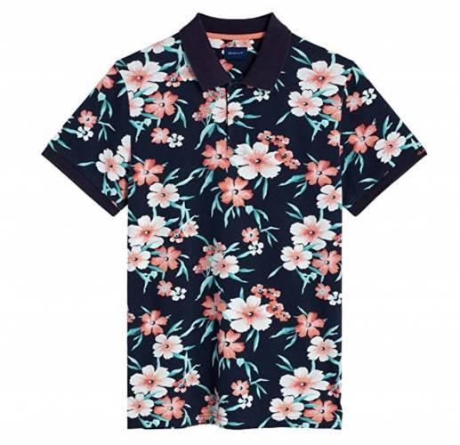 Gant Floral Poloshirt